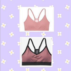 NWT TWO Ultimate lightly lined sports bra, SZ L